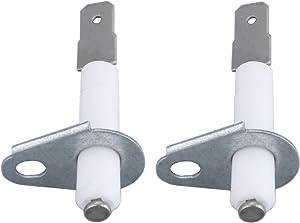 Oven Range Stove Burner Spark Ignitor 74009336 for Whirlpool Maytag Replace WP74009336, AP6011124, PS11744318 Range Oven Burner Spark Ignitor Electrode
