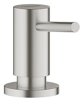 Grohe 40 535 DC0 Dispensador de jabón Cosmopolitan (Alemania Import), Acero Inoxidable: Amazon.es: Bricolaje y herramientas