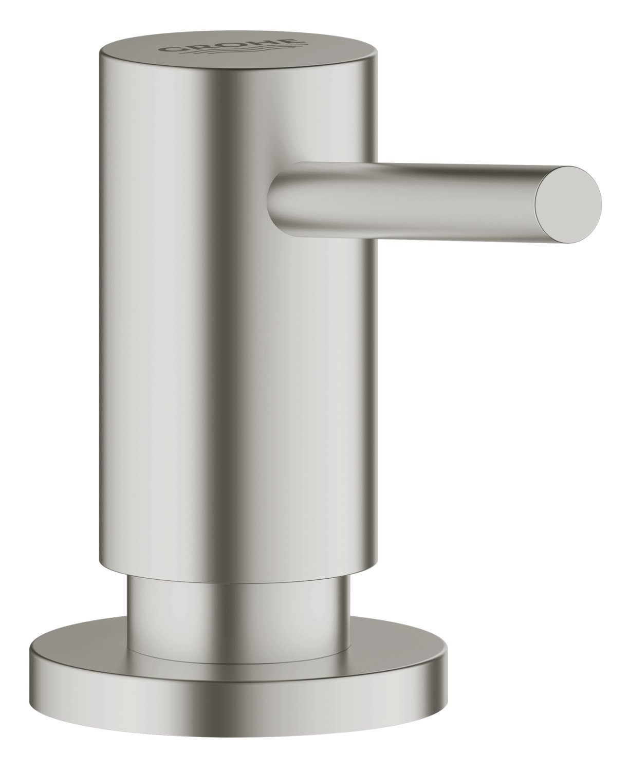 Cosmopolitan Soap/Lotion Dispenser by GROHE