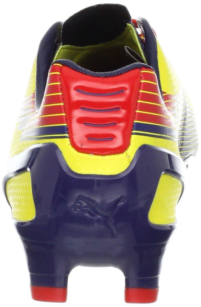 PUMA Mens evoSPEED 1 Graphic FG Soccer Cleat