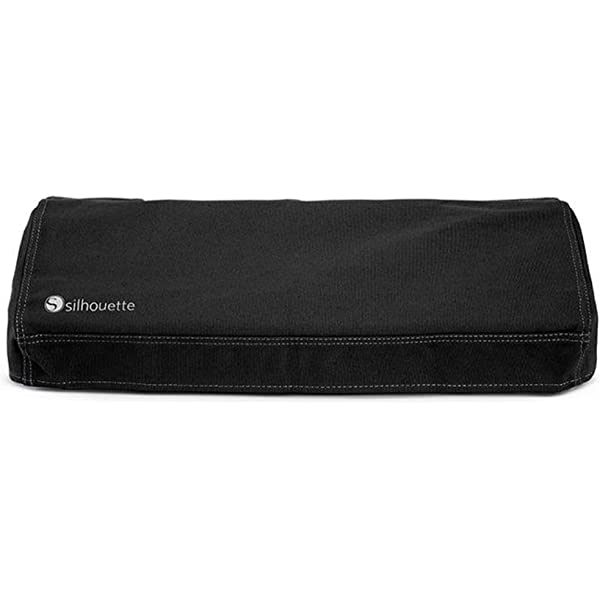Black Silhouette Cameo 4 Dust Cover