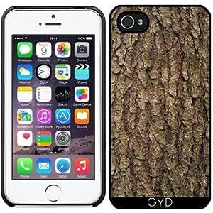 Funda para Iphone 5/5S - Corteza De árbol by Carsten Reisinger