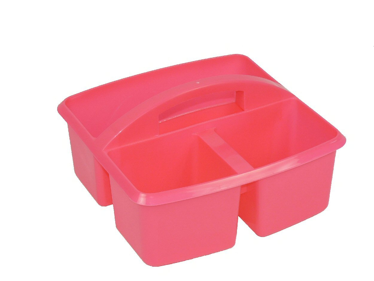 Romanoff Small Utility Caddy, Hot Pink 25907