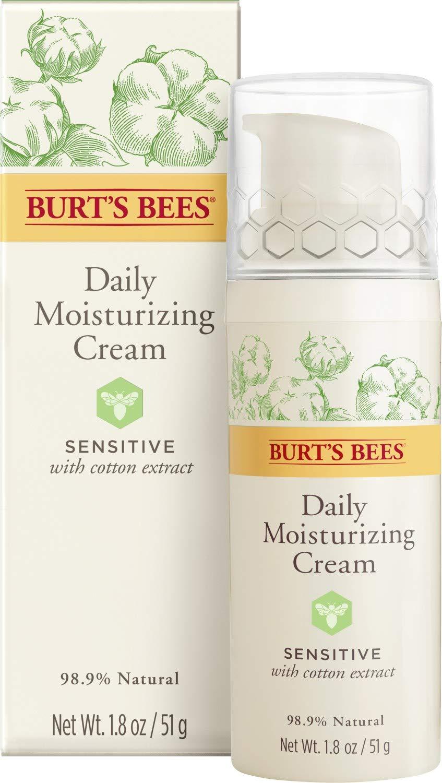 natural face cream for sensitive skin