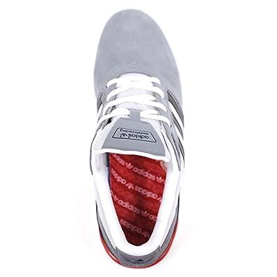 adidas zx te pattinare scarpe grey marina con lo skateboard