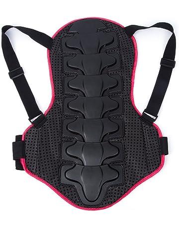 6be007f9 SunTime Protección de Espalda para Motocross Cuerpo de la Columna Armadura  Dorsal Guardia Carrera Corporal para