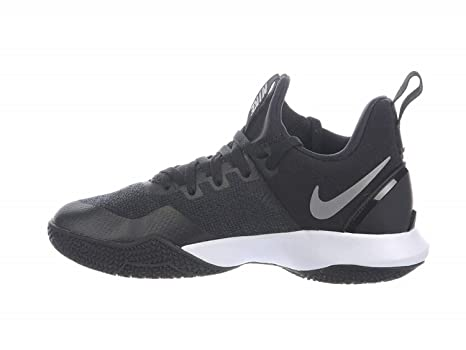quality design d008a 8a626 Image Unavailable. Image not available for. Color  NIKE Men s Zoom Shift TB  Basketball Shoes Black White 897811 001 Size 7 ...