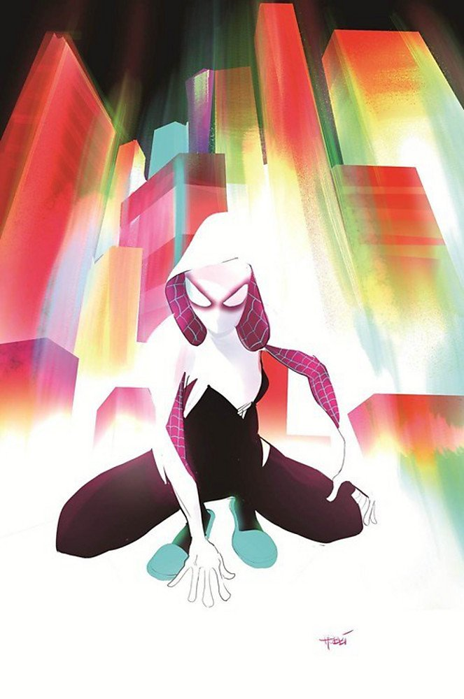 Spider-Gwen Vol. 0: Most Wanted?