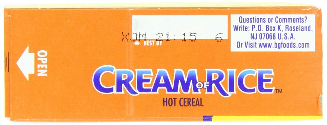 Cream of Rice, Hot Cereal, 14 Ounce (Pack of 12) by Cream of Rice (Image #6)