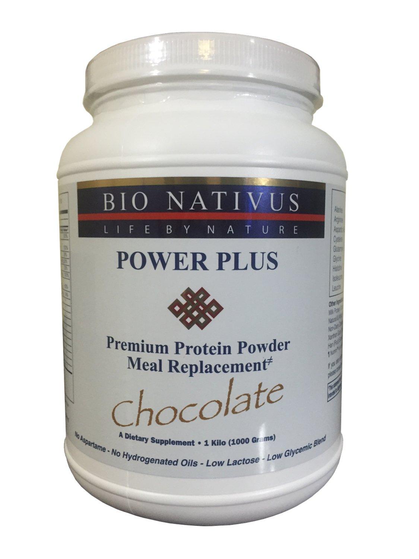 Bio Nativus Power Plus Premium Protein Meal Replacement Chocolate
