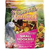 F.M. Brown Tropical Carnival Small Hookbill, 5-Pound