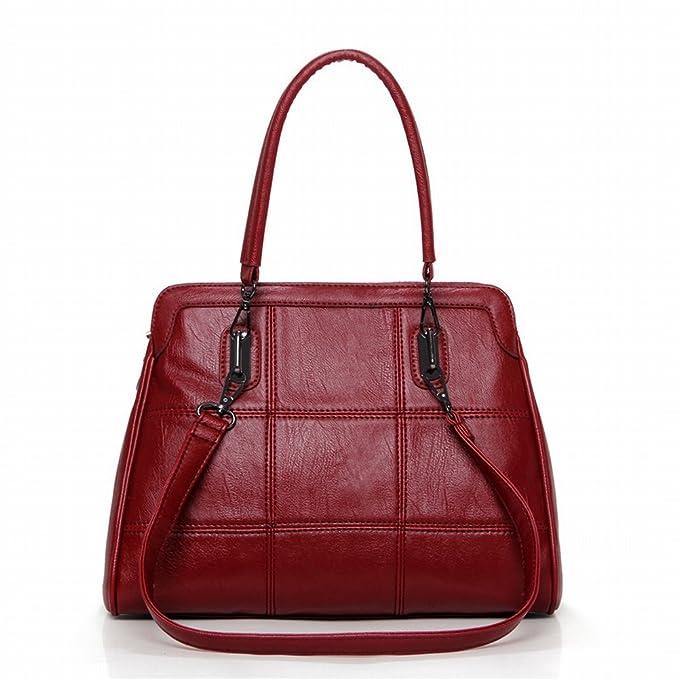 a da mini in pelle tracolla borsa Originale femmina donna Satchel 8HndwZx