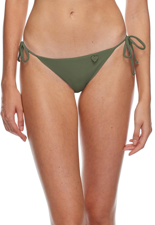 Body Glove Womens Smoothies Iris Solid Tie Side Bikini Bottom Swimsuit 39506134