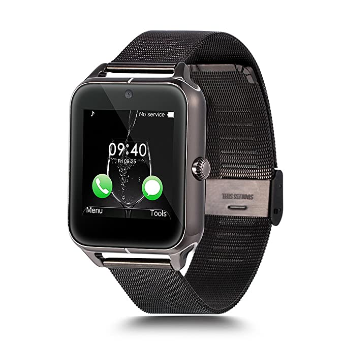 LENCISE New L1 Smart Watch Phone NFC 2G Internet Bluetooth