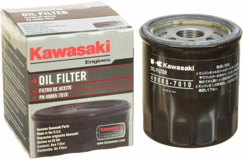 FR730V Für Kawasaki Parts # 49065-7007 Ölfilter FR541V FR600V FR651V FR691V