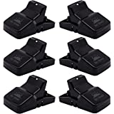 Pest Control Rat Traps, Professional Multi Captsure Set of 6 Large Snap Trap, Solutions for Indoor Outdoor AntiRodent…