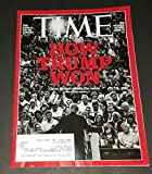 img - for TIME Magazine January 18, 2016 - How Trump Won, Gains In The Gig Economy book / textbook / text book