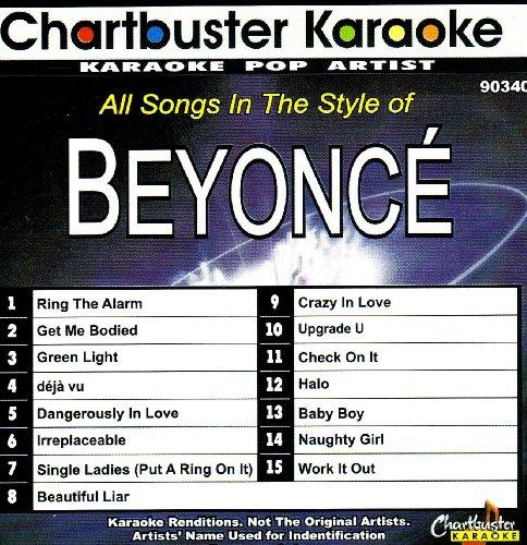 Karaoke: Beyonce