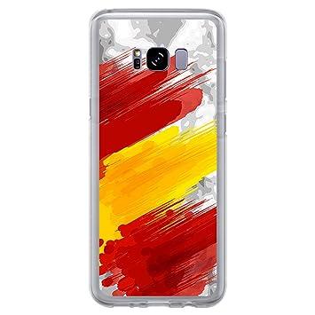 BJJ Funda Transparente para [ Samsung Galaxy S8 Plus ...
