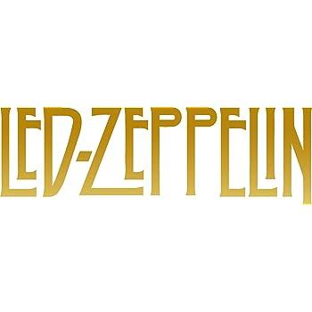 Amazon Com Led Zeppelin Rock Band Vinyl Decal Sticker 6