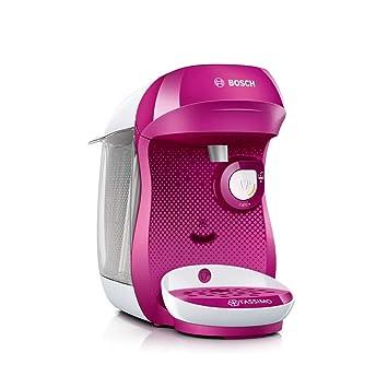 Bosch TAS1001 TASSIMO Happy Cafetera de cápsulas, 1400 W, color ...