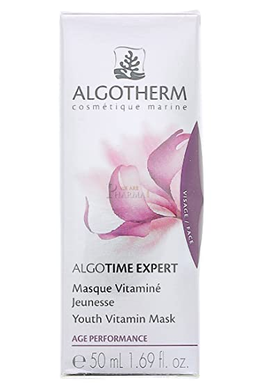 Algotherm Youth Vitamin Mask 50ml