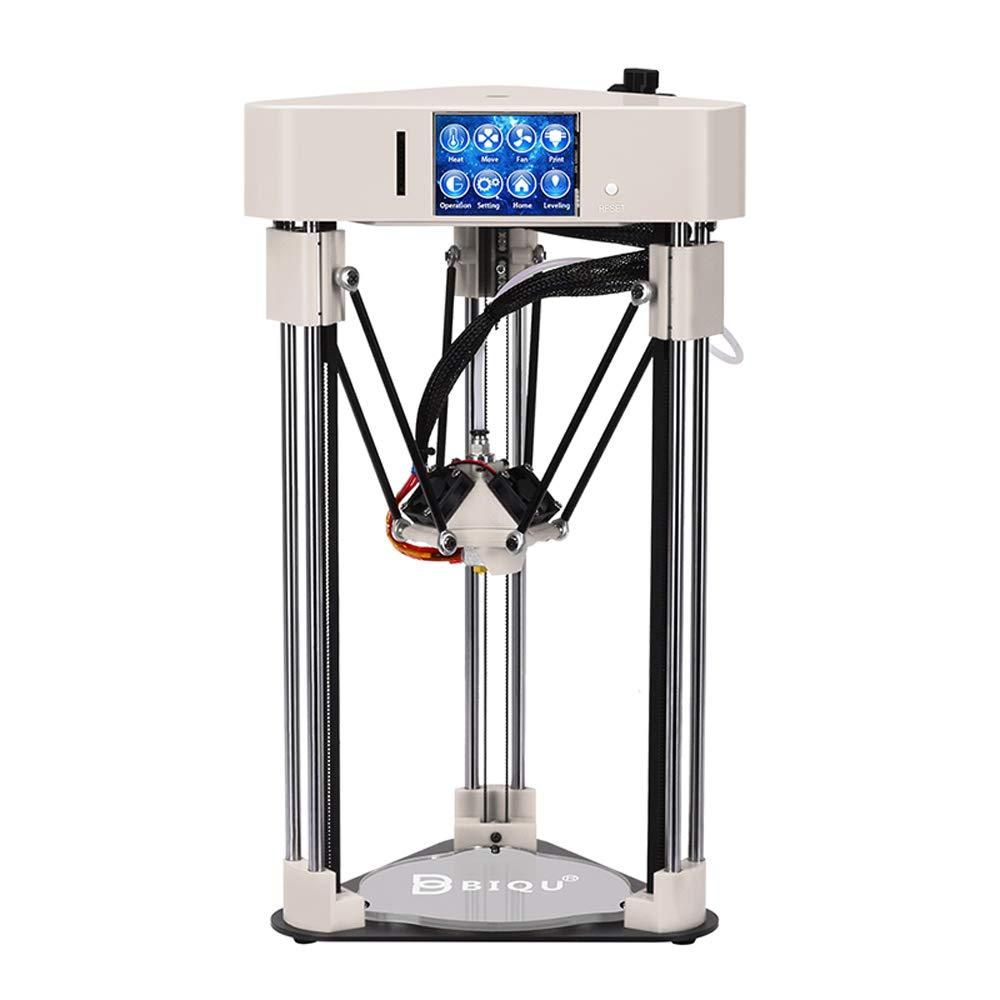 KKmoon Home Mini Desktop 3D Drucker mit TFT 2,8 Zoll Touch Screen und mit größerer Druckgröße 【100 * 100 * 150】
