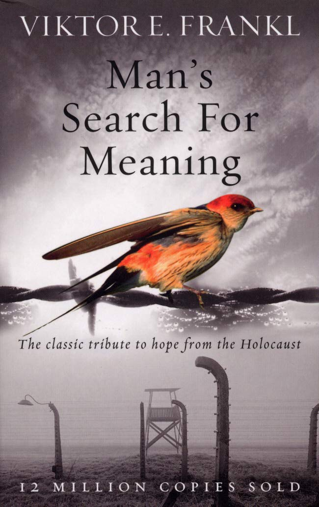 Buy Man's Search For Meaning: The classic tribute to hope from the  Holocaust Book Online at Low Prices in India | Man's Search For Meaning:  The classic tribute to hope from the