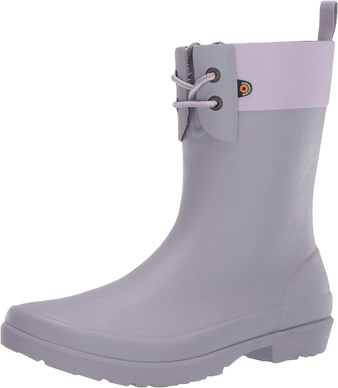 BOGS Women's Flora 2 Eye Boot Rain