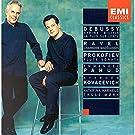 Debussy · Ravel · Prokofiev