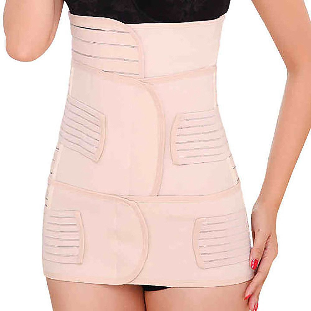 3In1 Waist Belt Postpartum Recovery Support Girdle Belt Pregnancy Special Belly
