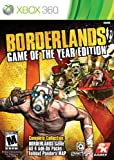 Borderlands Game of the Year - Xbox 360 Game of the Year Edition
