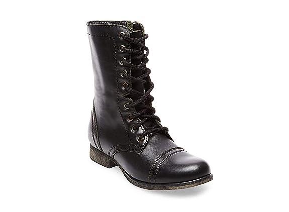 fdd5df1c393 Steve Madden Women's Troopa Lace-Up Boot