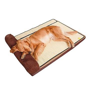 Camas para perros Cama Grande para Perros con Espuma de ...