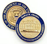President Barack Obama, White House Personal Challenge Coin.