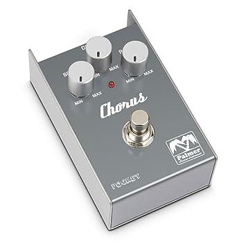 Palmer - Pepchor mi pocket chorus pedal para guitarra