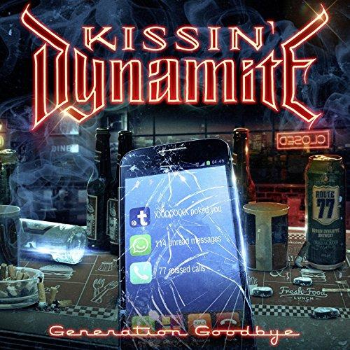 Kissin' Dynamite - Generation Goodbye (2017) [WEB FLAC] Download