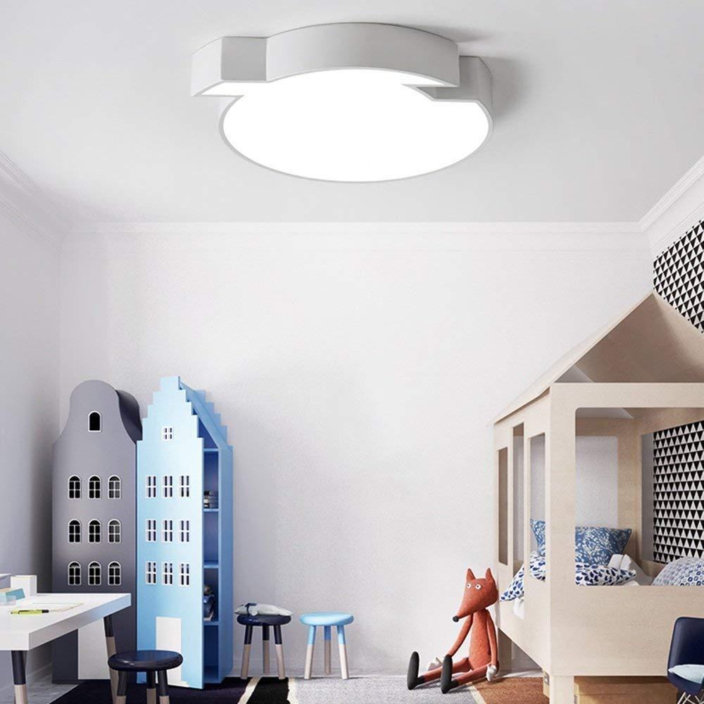 Haiyao 天井ランプ、ホームリビングルームの天井ランプ、寝室の装飾のシャンデリア、サイクルモダンシーリングライト、ベッドルームのためのシンプルな創造的人格、ラウンジ、レストラン。、モダンなラウンドホテルランプ、 (Color : Promise Dimming-49cm-27w)  Promise Dimming-49cm-27w B07QSPQQMH