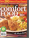 Comfort Food (Savor 290 Warm and Cozy Classics, 30+ kitchen tips)