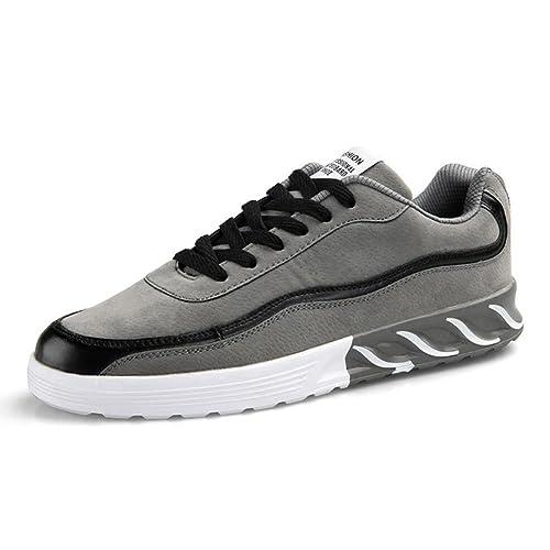 New Zapatillas Casual para Hombre Primavera/Verano/Otoño Zapatillas Confortables Zapatillas Transpirables/Diario/Viaje Zapatos Zapatillas Casual para Hombre ...
