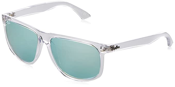 Ray-Ban RB4147 Sonnenbrille Transparent 632530 60mm jN6ZD84s