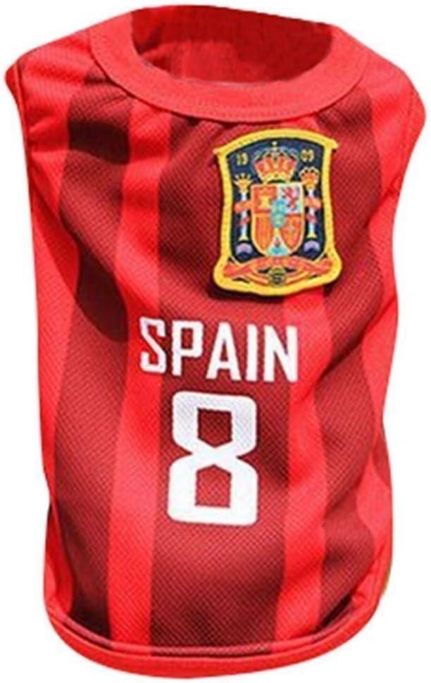 Peino 2018 Rusia World Cup España - Camiseta de fútbol para ...