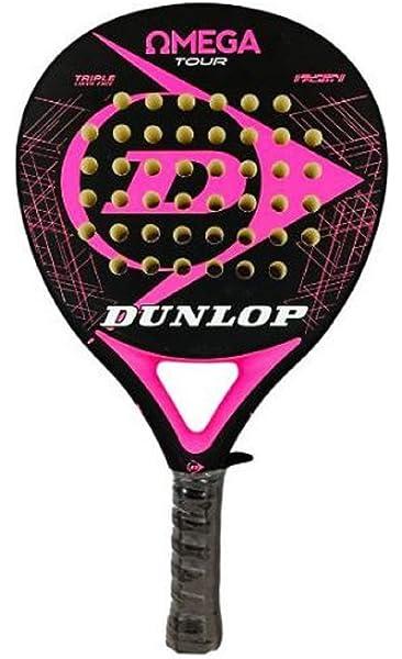 Dunlop Pala Pádel Omega Tour Rosa: Amazon.es: Deportes y aire libre