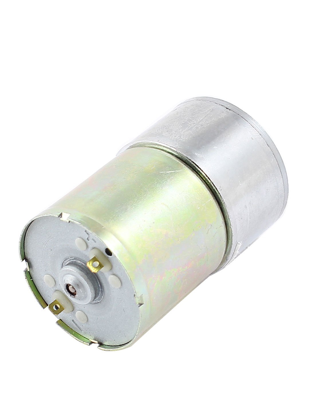 DC 24V 0.33A 37mm Dia vitesse magnétique Geared Motor Box 1000 RPM