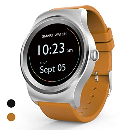 Amazon.com: Smartwatch Android and iOS Compatible ...