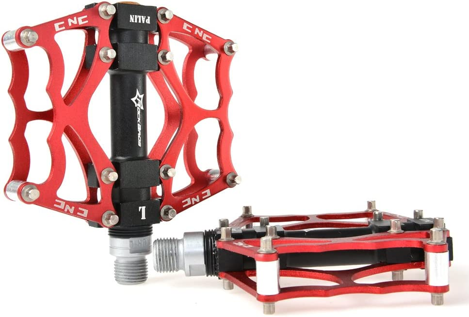 RockBros Mountain Bike Pedals Cycling Sealed Bearing Pedals