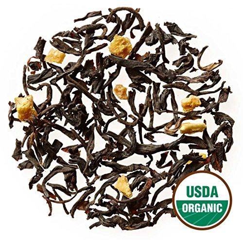 Tippy Earl Grey Tea - Organic - Loose Leaf - Bulk - Non GMO - 181 Servings