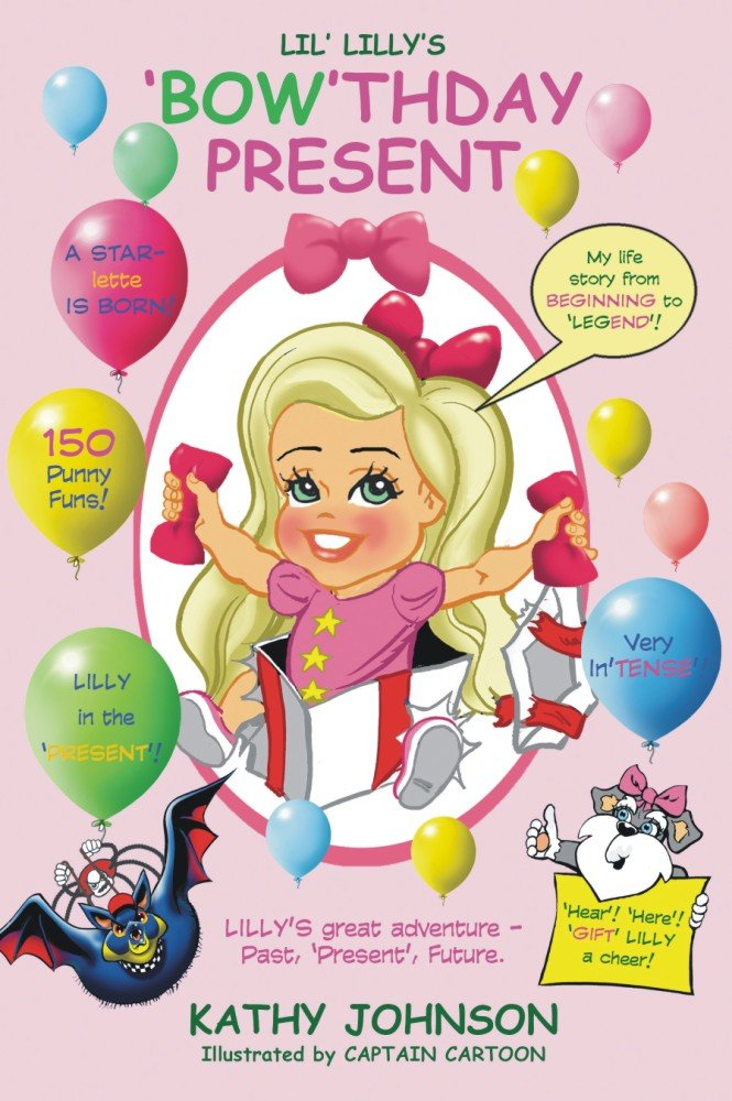 Lil' Lilly's 'Bow'thday Present ebook