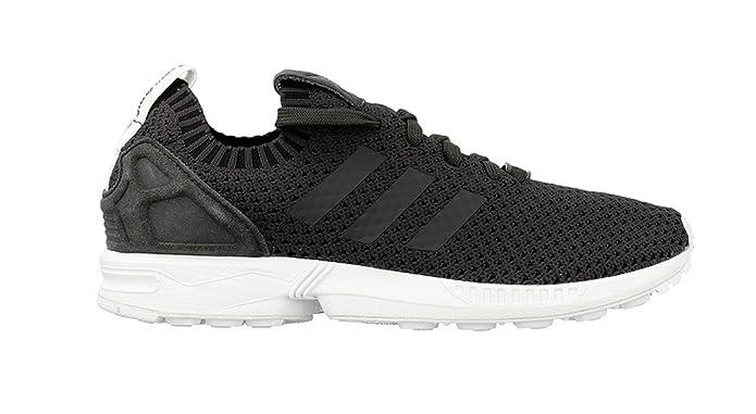 adidas Originals ZX Flux PK Herren Sneaker Grau 39 1/3