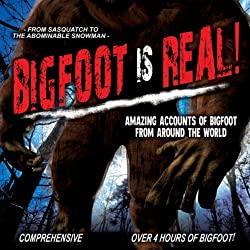 Bigfoot Is Real!